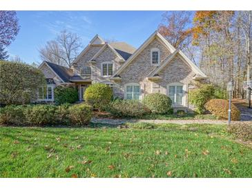 Photo one of 4170 Creekside Pass Zionsville IN 46077 | MLS 21439465