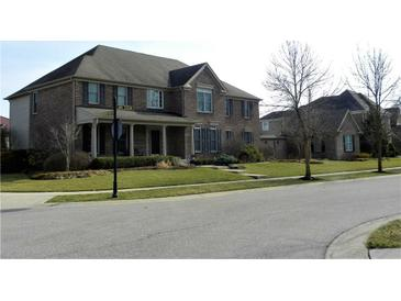 Photo one of 6725 Jons Station St Zionsville IN 46077 | MLS 21464097