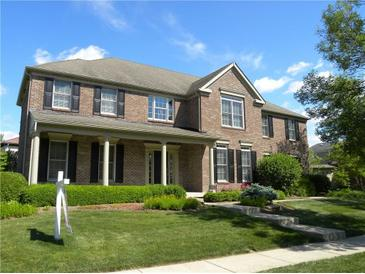 Photo one of 6725 Jons Station St Zionsville IN 46077   MLS 21464097