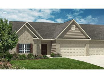 Photo one of 8640 Twain Ln Indianapolis IN 46239 | MLS 21465380