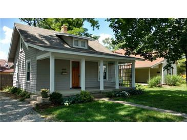 Photo one of 6566 Carrollton Ave Indianapolis IN 46220 | MLS 21490010