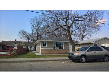 Photo one of 2816 N Harding St Indianapolis IN 46208 | MLS 21490123