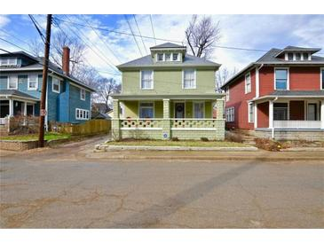 Photo one of 418 E 20Th St Indianapolis IN 46202 | MLS 21490810