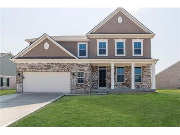 Photo one of 5613 West Port Dr McCordsville IN 46055 | MLS 21491047