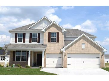 Photo one of 8645 River Ridge Dr Brownsburg IN 46112 | MLS 21497390