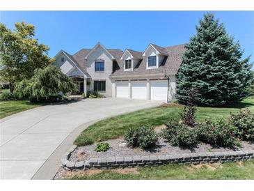 Photo one of 1764 S Fox Cove Blvd New Palestine IN 46163 | MLS 21504212