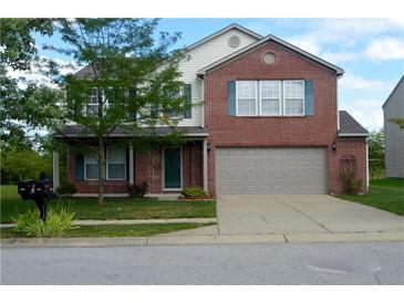 Photo one of 5817 Grassy Bank Dr Indianapolis IN 46237   MLS 21507224