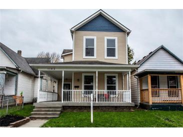 Photo one of 1143 Hoyt Ave Indianapolis IN 46203   MLS 21511810