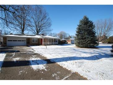 Photo one of 3324 Kessler Blvd North Dr Indianapolis IN 46222   MLS 21529806