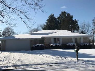 Photo one of 2610 Astro Ct Indianapolis IN 46229 | MLS 21530042