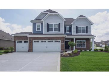 Photo one of 8503 Blue Marlin Dr Indianapolis IN 46239   MLS 21540168