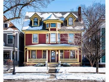 Photo one of 1231 N Alabama St Indianapolis IN 46202 | MLS 21540282