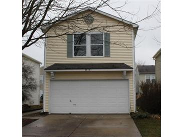 Photo one of 2433 Black Antler Ct Indianapolis IN 46217   MLS 21540378