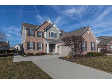 Photo one of 10234 Landis Blvd Fishers IN 46040   MLS 21540687