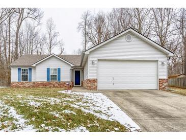 Photo one of 1636 Woodpointe Dr Indianapolis IN 46234   MLS 21544917