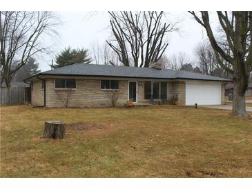Photo one of 7526 Cynthia Dr Indianapolis IN 46227 | MLS 21545036