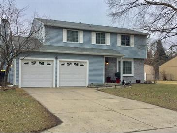 Photo one of 8229 Autumn Mill Ln Indianapolis IN 46256   MLS 21545795