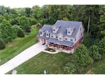 View 6801 E Rolling Valley Ct Mooresville IN