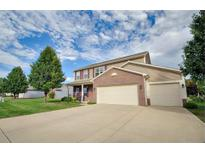 View 9105 N River Chase Ln McCordsville IN