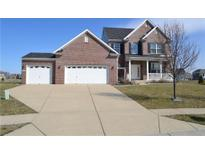 View 3390 Wild Flower Ct Bargersville IN