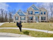 View 5490 Chazimal St Plainfield IN