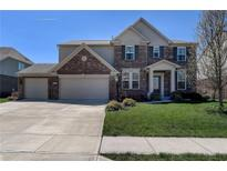 View 313 Arborglen Dr Brownsburg IN