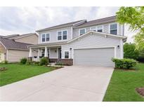View 5903 Chazimal St Plainfield IN