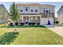 View 5617 W Woods Edge Dr McCordsville IN