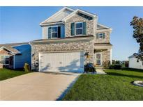 View 5768 Weeping Willow Pl Whitestown IN